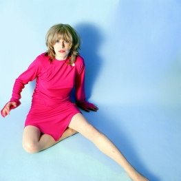 Marianne Faithfull by Adrian Boot 1978