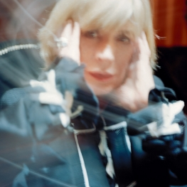 Marianne Faithfull by Ami Sioux 2009
