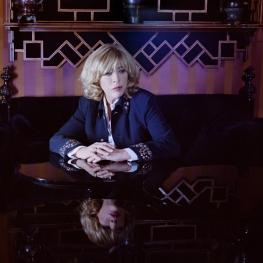 Marianne Faithfull by Antoine Le Grand 2009
