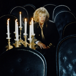 Marianne Faithfull by Antoine Le Grand 2009