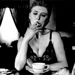 Marianne Faithfull for The Seven Deadly Sins by Anton Corbijn 1997