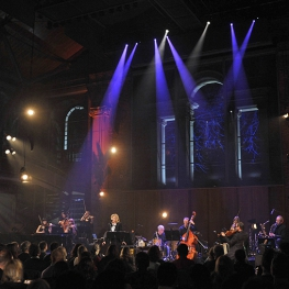 Marianne Faithfull performing at St. Lukes by John Chase 2009