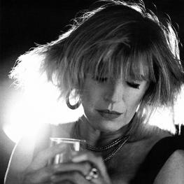 Marianne Faithfull by Bruce Weber 1994