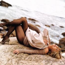 Marianne Faithfull by Bruce Weber 2004