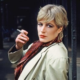 Marianne Faithfull by Catherine Faux 1983