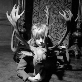 Marianne Faithfull by Cecil Beaton 1968