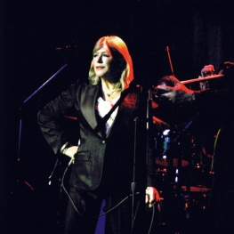 Marianne Faithfull from Live In Hollywood DVD by Mick Rock, 2005
