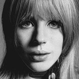 Marianne Faithfull by Clive Arrowsmith 1967
