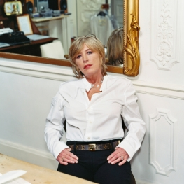 Marianne Faithfull by Dana Lixenberg 2004