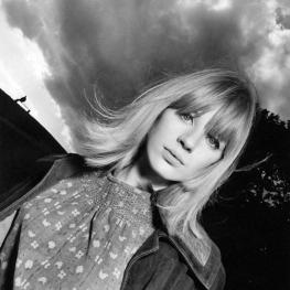 Marianne Faithfull by David Bailey 1964 (c) NPG