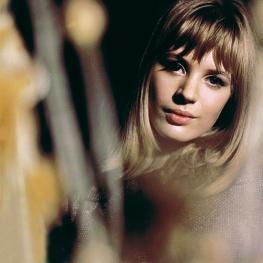 Marianne Faithfull by David Baily 1965