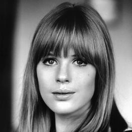 Marianne Faithfull by David Redfern 1965