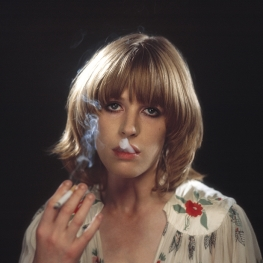 Marianne Faithfull by David Redfern 1975
