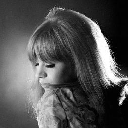 Marianne Faithfull by David Wedgbury for Decca 1965