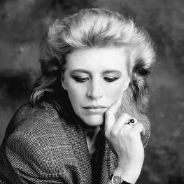 Marianne Faithfull by Deborah Feingold 1987