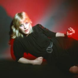 Marianne Faithfull by Dennis Morris 1979