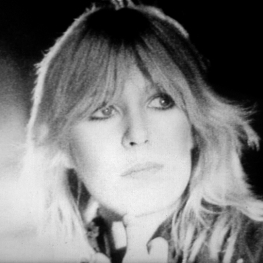 Marianne Faithfull by Derek Jarman 1979