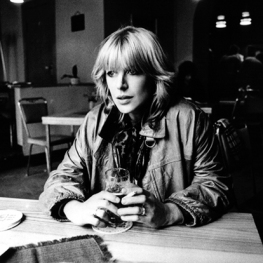 Marianne Faithfull by Don McCullin 1980