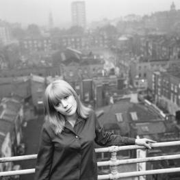 Marianne Faithfull by Doreen Spooner 1964