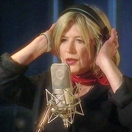 Marianne Faithfull in Dreaming My Dreams 1999