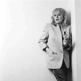 Marianne Faithfull by Ebet Roberts 1980