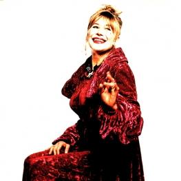 Marianne Faithfull by Ellen von Unwerth 1994