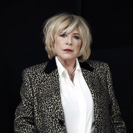 Marianne Faithfull by Eric Guillemain 2014