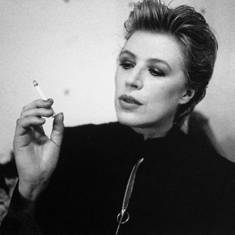 Marianne Faithfull by Erik Weber 1990