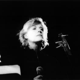 Marianne Faithfull by George Wieser 1996