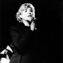 Marianne Faithfull by George Wieser 1996