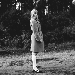 Marianne Faithfull by Gered Mankowitz in 1964