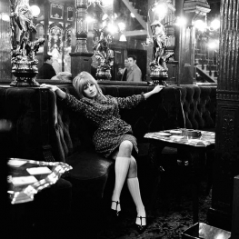 Marianne Faithfull by Gered Mankowitz 1965