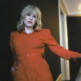 Marianne Faithfull by Gilles Bascop 1980