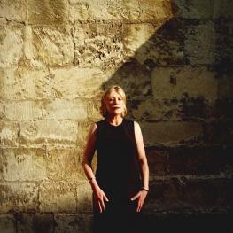 Marianne Faithfull by Hywel Jones 1999