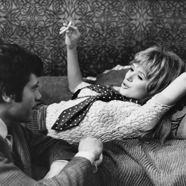 """Marianne Faithfull in """"I'll Never Forget What's'is'name"""" 1967"""