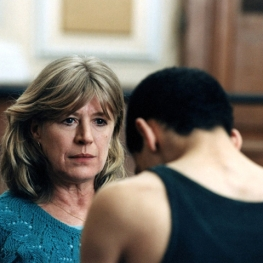 Marianne Faithfull in Intimacy 2000