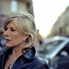 Marianne Faithfull by Jan Welters 2002