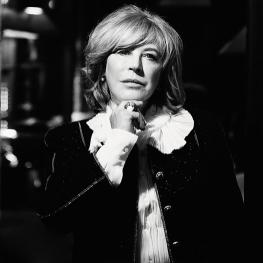 Marianne Faithfull by Jean-Claude Amiel 2010