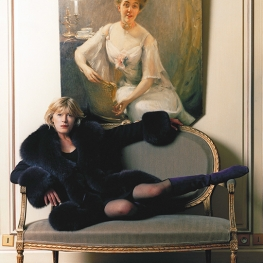 Marianne Faithfull by Jean-Marie Périer 1997