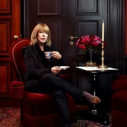 Marianne Faithfull by Jean-Yves Lemoigne 2011
