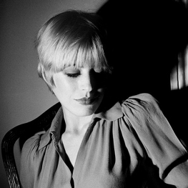 Marianne Faithfull by Joe Gaffney 1974