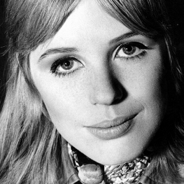 Marianne Faithfull by John Cowan, 1966