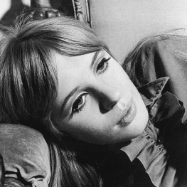 Marianne Faithfull by John Cowan 1966
