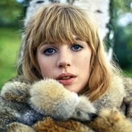 Marianne Faithfull by John Kelly 1967