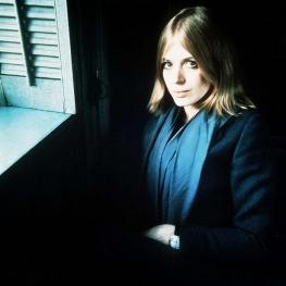 Marianne Faithfull by John Perkins 1970