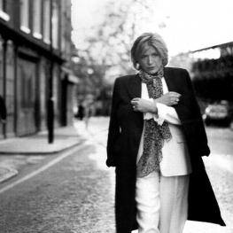 Marianne Faithfull by Julian Broad 1999