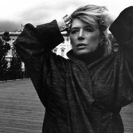 Marianne Faithfull by Julian Broad 2007