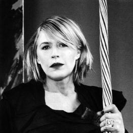 Marianne Faithfull by Kevin Mackintosh 1999