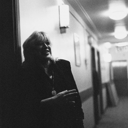 Marianne Faithfull by Lee Carter 2007