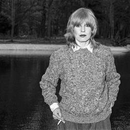 Marianne Faithfull by Laurence Sudre 1981